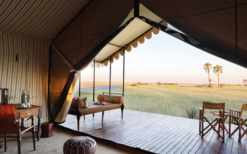 San Camp - Bedroom