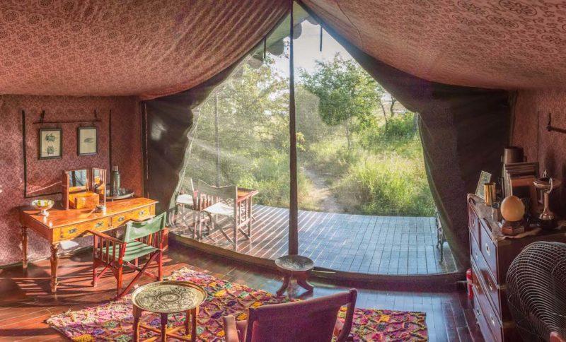 Jack's Camp - Bedroom