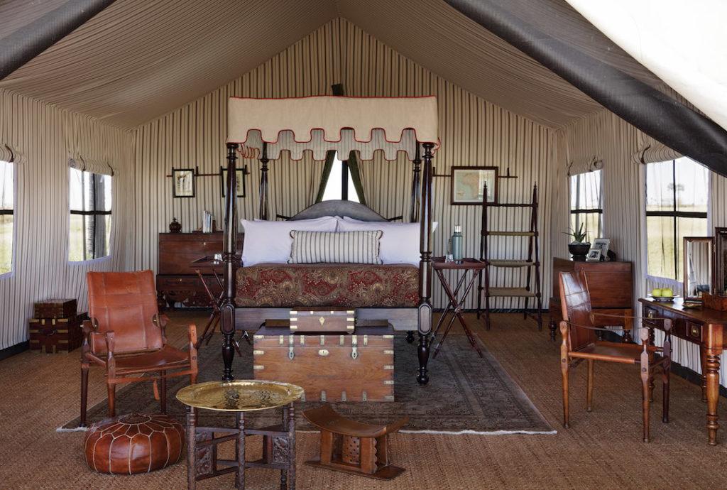 San Camp - Bedroom Interior