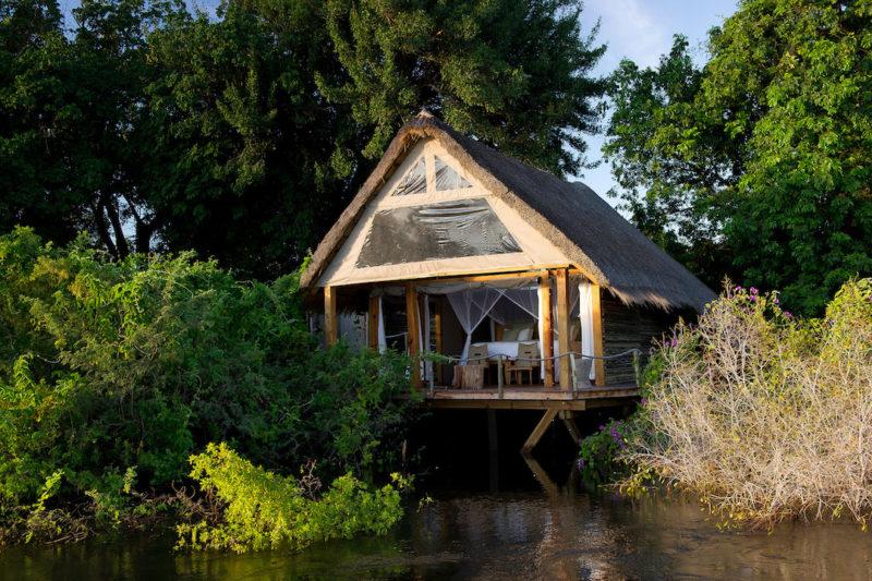 Tongabezi Lodge - Sindabezi