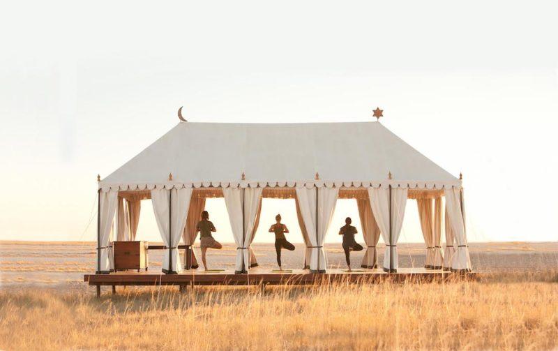 San Camp - Yoga