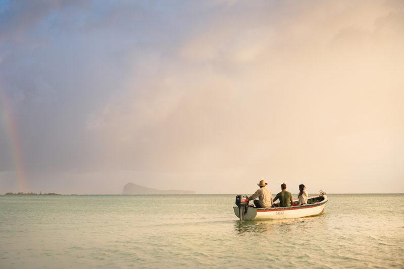 Zilwa Attitude - Boat Trip