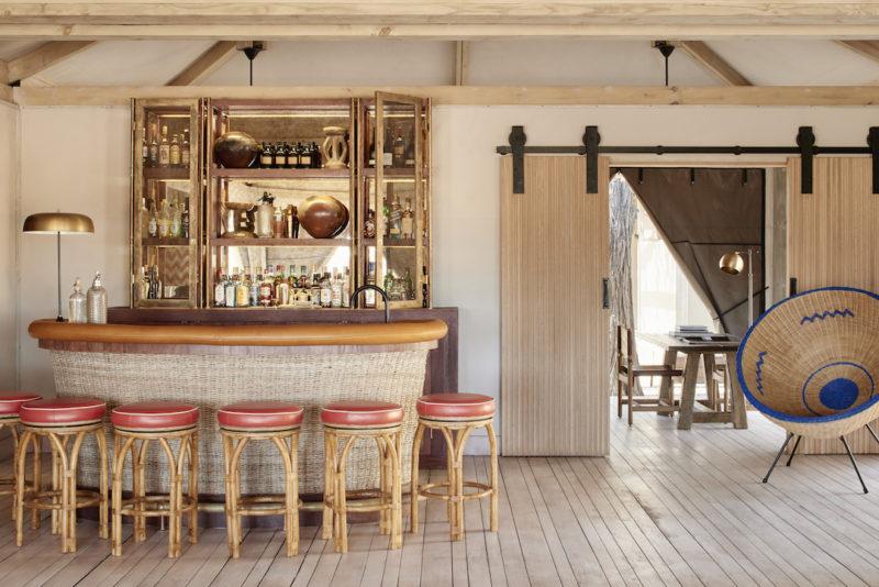 Belmond Savute Elephant Lodge - Bar