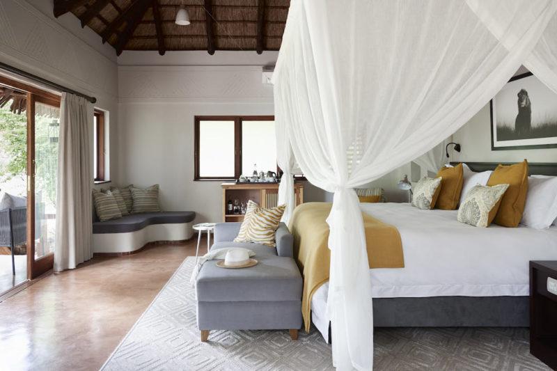 Sanctuary Chobe Chilwero Lodge - Bedroom