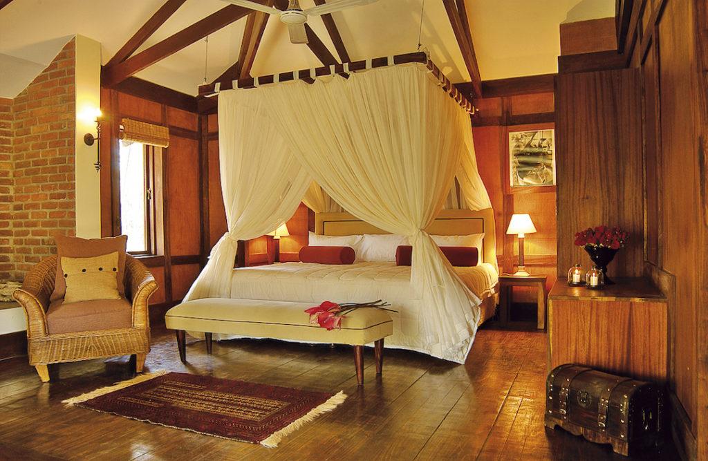 Elewana Arusha Coffee Lodge - Plantation Bedroom
