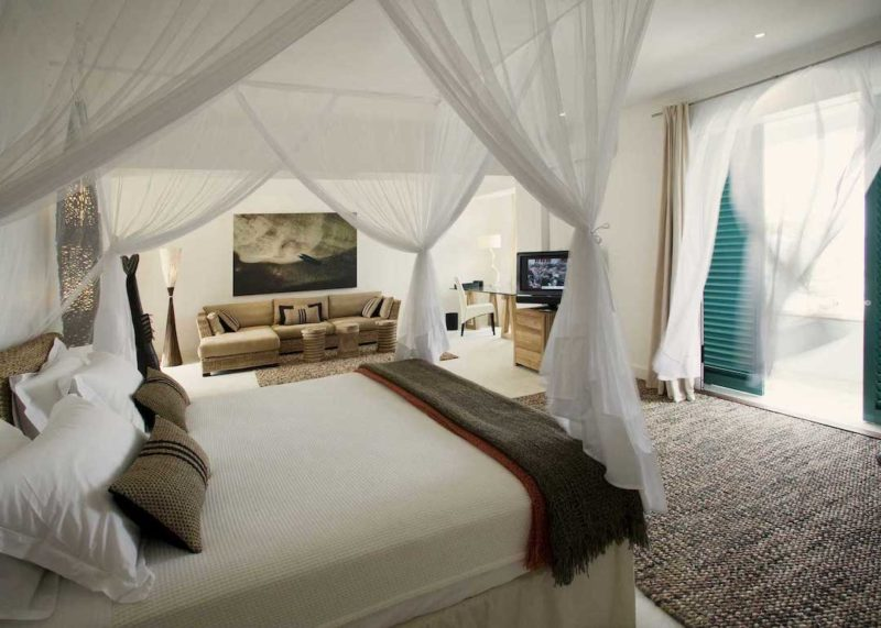 The Oyster Bay Hotel - Bedroom