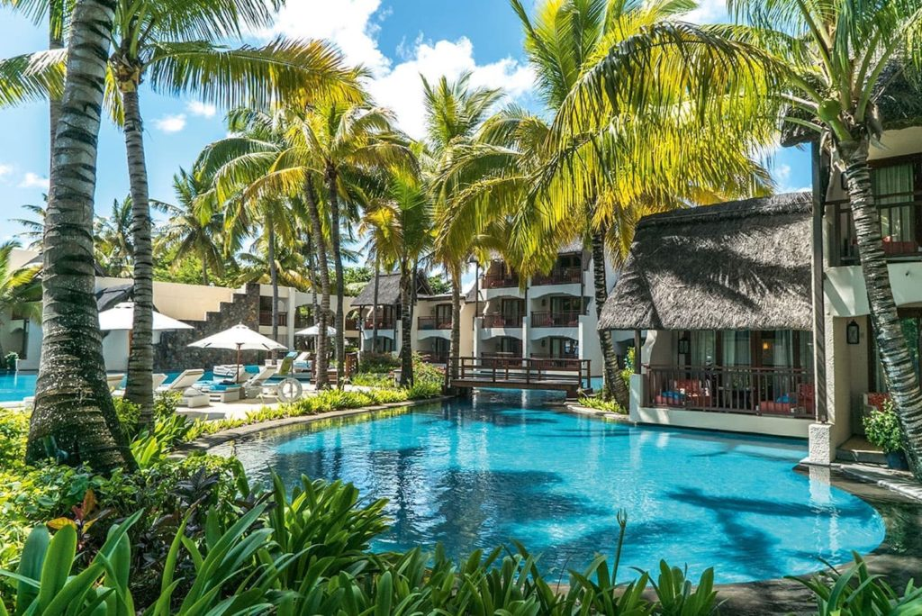 Constance Belle Mare Plage - Swimming Pool