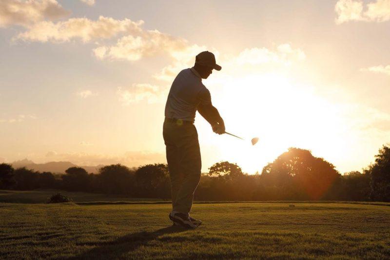 Constance Belle Mare Plage - Golfer