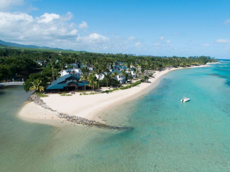 Heritage Telfair Resort & Spa - Aerial View