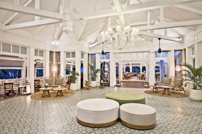 Heritage Telfair Resort & Spa - Reception Area
