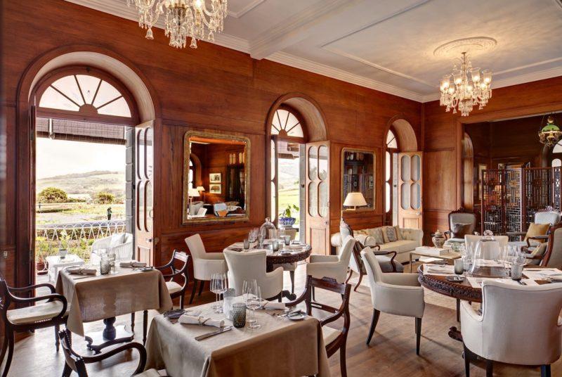 Heritage Telfair Resort & Spa - Chateau De Bel Ombre Resturant