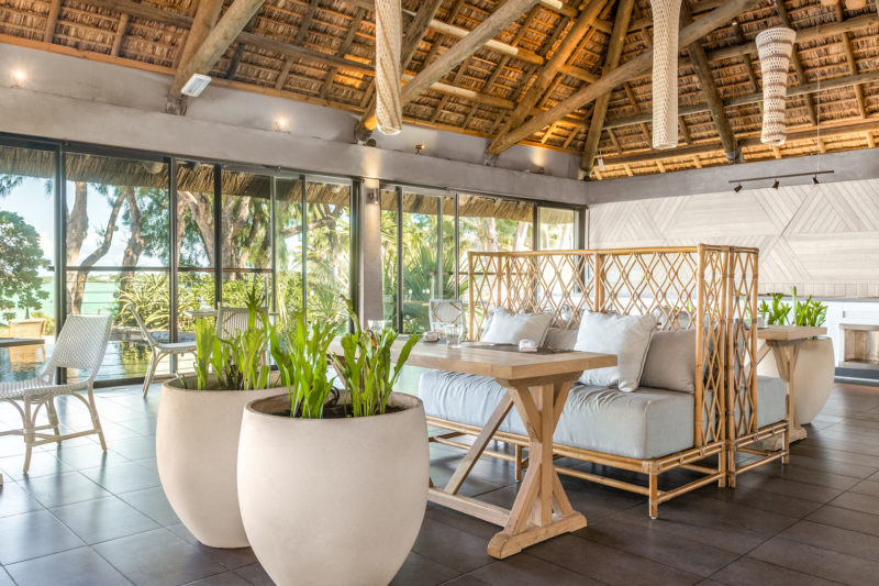 Lagoon Attitude - Coral Restaurant