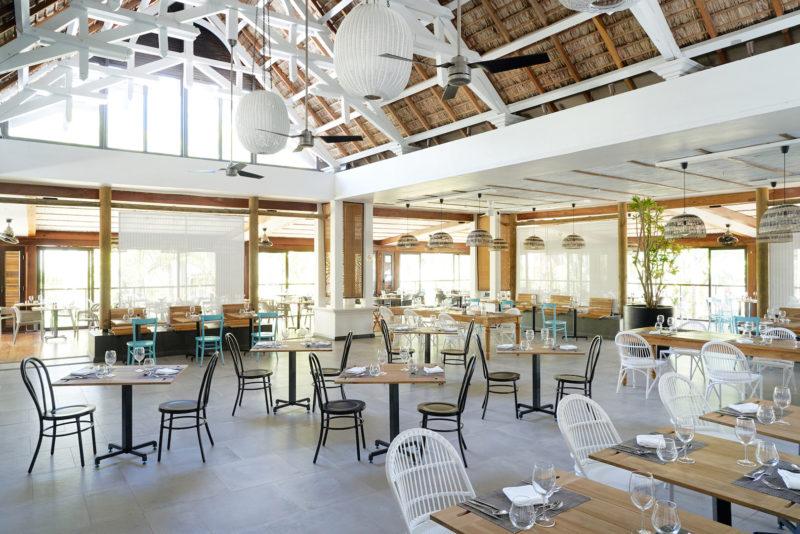 Lagoon Attitude - Benitier Dining Area