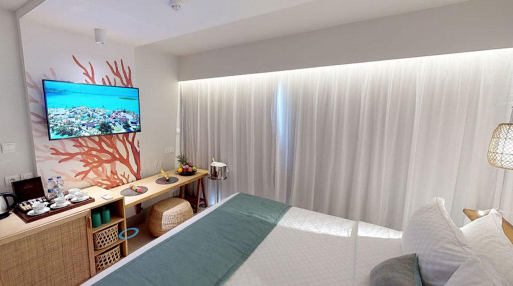 Preskil Resort & Spa - Deluxe Bedroom