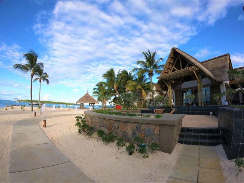 Preskil Resort & Spa - Beach View